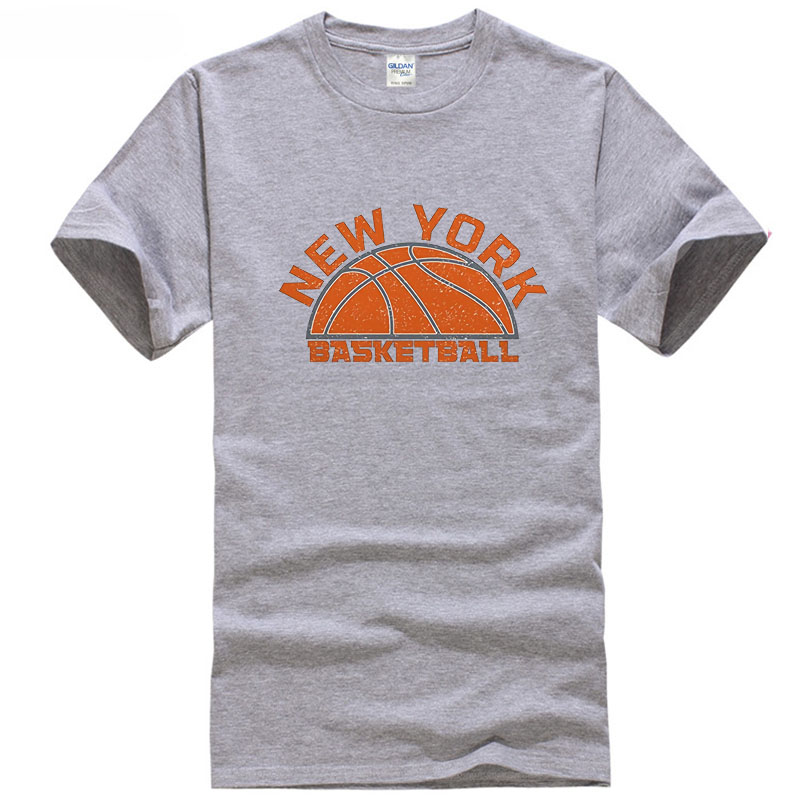 New York Basketballer 2018 top Protection T-Shirt playoffs games