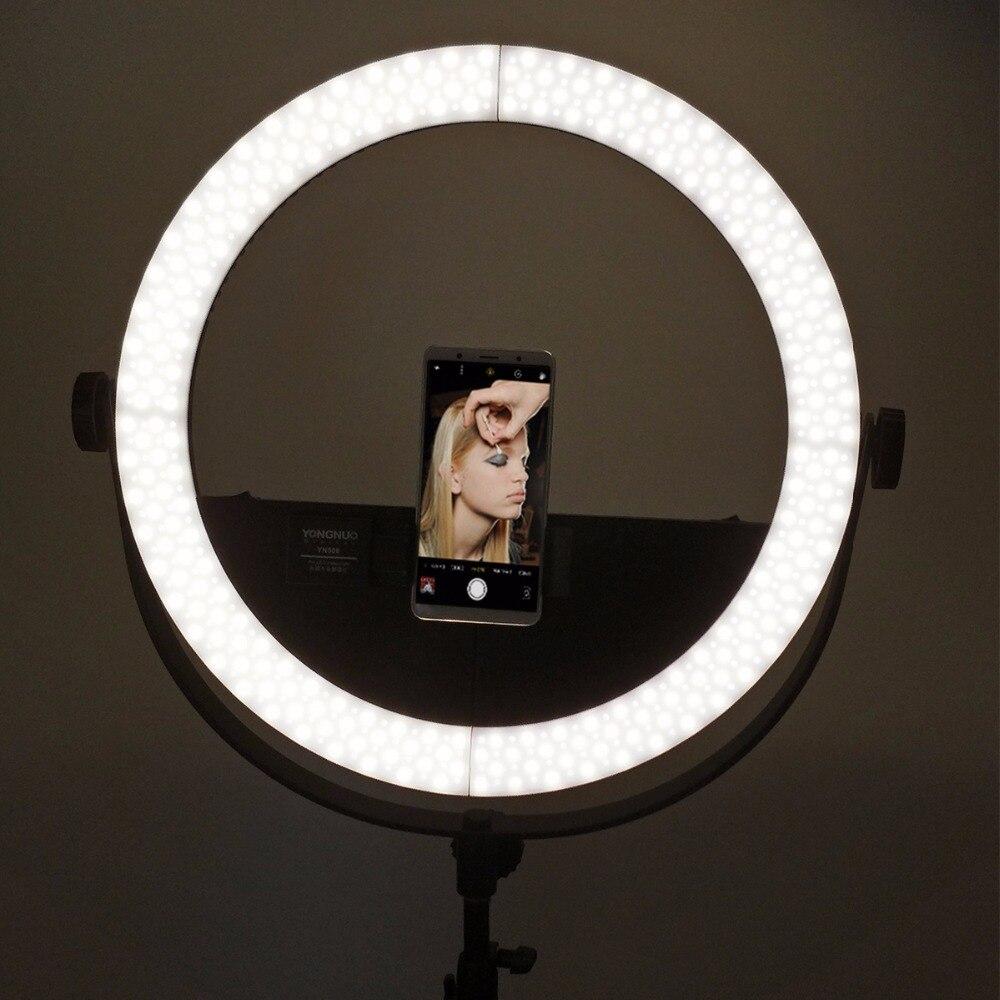 YONGNUO 2 In 1 Youtube LED Video Lamp YN508 Photography
