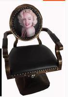 Стул для ухода за красотой. Гидравлический стул.