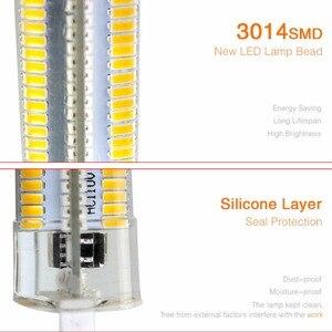 Image 5 - E11 E12 E14 E17 Dimbare Led Corn Lamp Ac 110V 220V 64 152 Leds Bombillas Smd 3014 Keuken binnenverlichting Led Lampara Spotlight