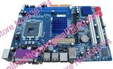 New F-G41MS Motherboard G41D3 775 pin DDR3 memory one year warranty
