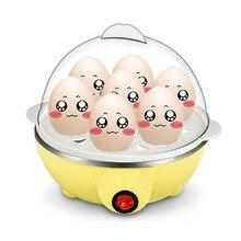 Многофункциональная электрическая яйцеварка мини Пароварка для яиц приготовление завтрака Инструменты машина кухонная утварь