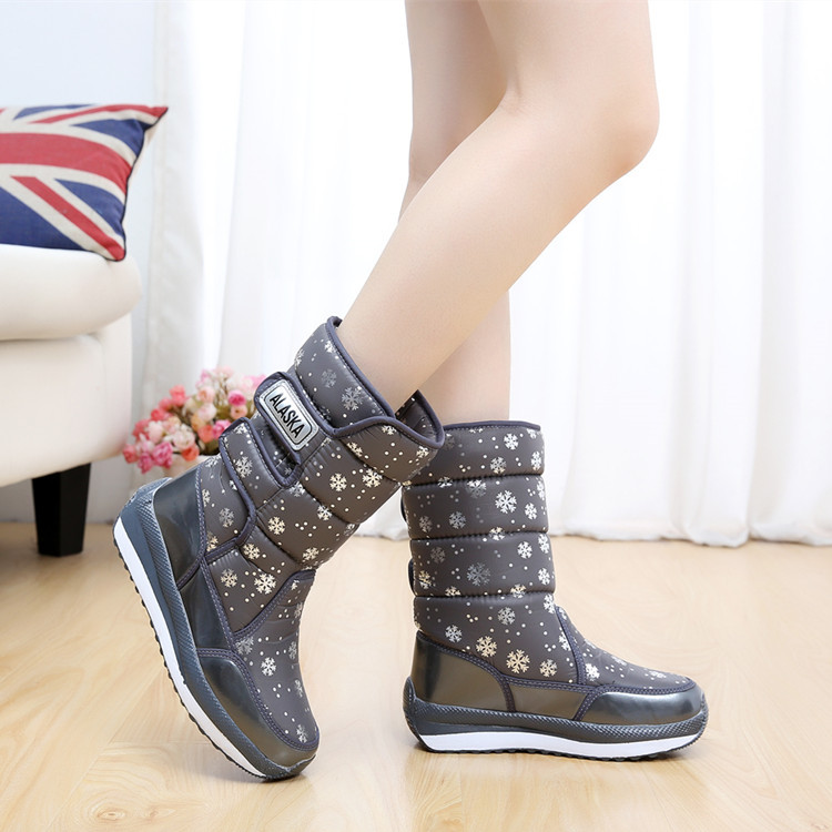 Popular Snow Rain Boots-Buy Cheap Snow Rain Boots lots from China ...