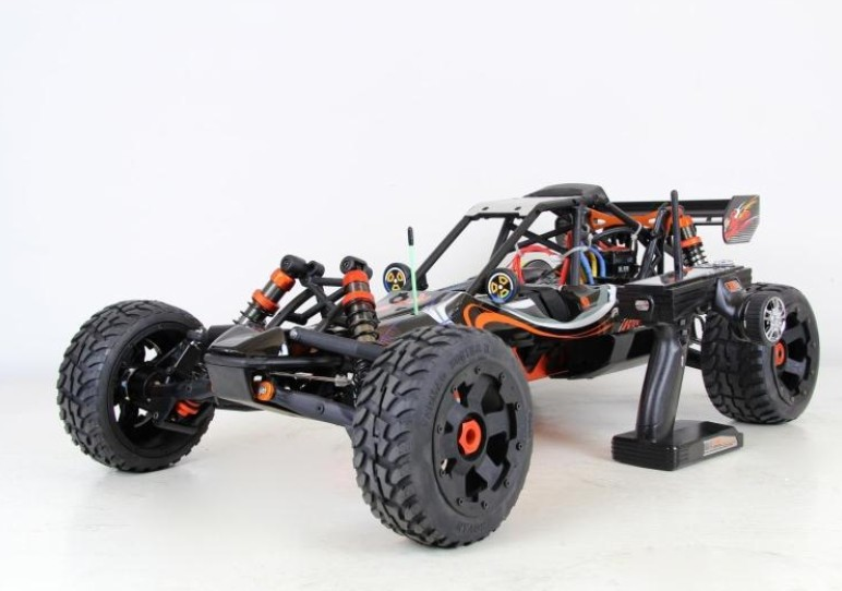 E-Baja 5B Brushless Motor with 150A ESC 8000mAh Li-Fe Battery 2.4G RTR (can't send fast ways) 30a esc welding plug brushless electric speed control 4v 16v voltage