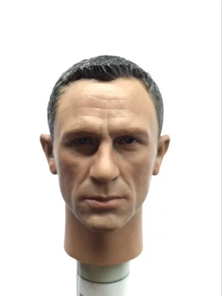 ใหม่ 007 ตัวแทน James Bond 1/6 Headplay Daniel Craig หัว Scuplt Action figure ของเล่น BB9002 Collection-ใน ฟิกเกอร์แอคชันและของเล่น จาก ของเล่นและงานอดิเรก บน AliExpress - 11.11_สิบเอ็ด สิบเอ็ดวันคนโสด 1