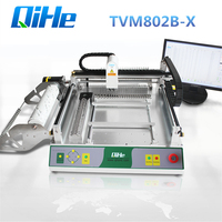 SMD Components Mounting Machine TVM802B X Led Bulb Machine Pick And Place Machine