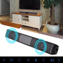 Bluetooth Speaker Column Soundbar For font b TV b font Computer Game USB MP3 Music Player