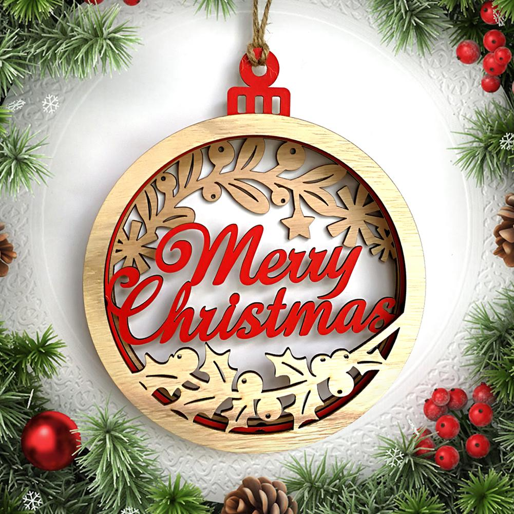 Good Deal Best Price For Large Wooden 3D Merry Christmas Letter ...