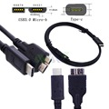 New Arrival Micro USB-C 3.1 Type C male  to USB 3.0 Cable USB Adapter OTG Data Sync cable
