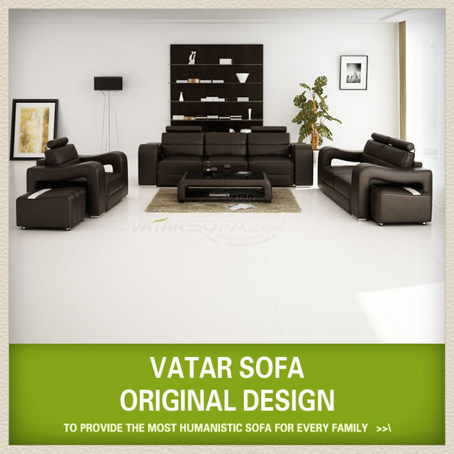 vatar sofa original design bright colored beds set designs and prices red leather sectional in