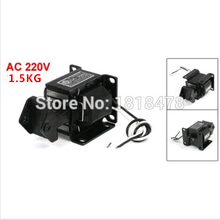 цена на SA-2502 Lift 1.5kg AC Tractive Solenoid Electromagnet