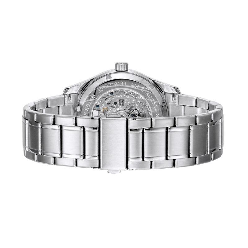 Kenneth Cole Męskie mechaniczne zegarki na rękę KC10027200 - Męskie zegarki - Zdjęcie 4
