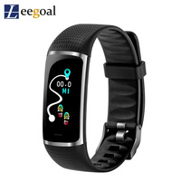 Fitness Tracker Smart Bracelet Heart Rate Sleep Health Monitor Bluetooth Pedometer Waterproof Fitness Tracker Wristbands