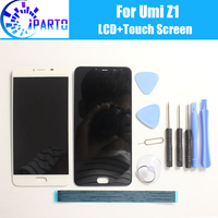 UMIDIGI Z1 LCD Display Touch Screen 100 Original LCD Digitizer Glass Panel Replacement For UMI Z1