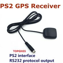 Industrial-grade PS2 interface RS232 protocol output of GPS receivers module