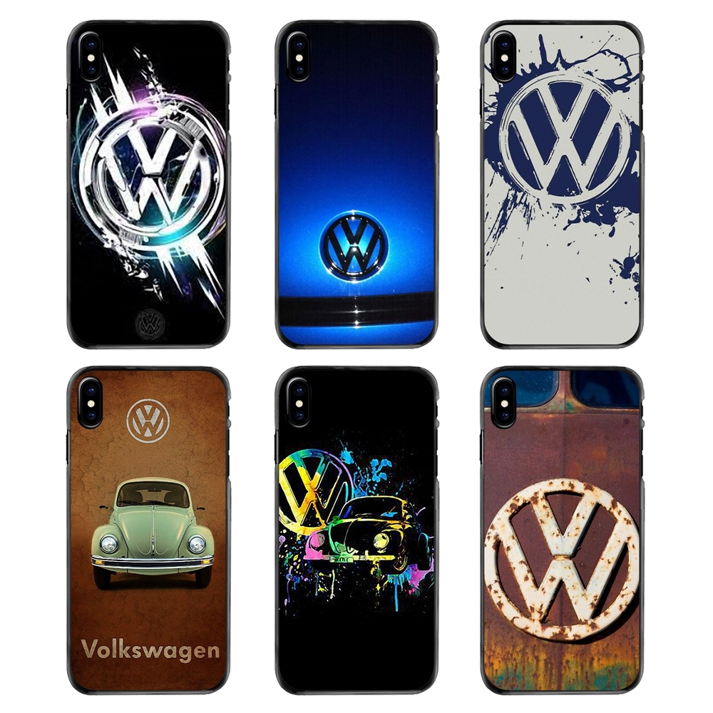 Accessoires Shell Cover Oude Gebroken Volkswagen Vw Auto Logo Voor Samsung Galaxy Note 2 3 4 5 S2 S3 S4 S5 Mini S6 S7 Rand S9 S8 Plus Winst Klein