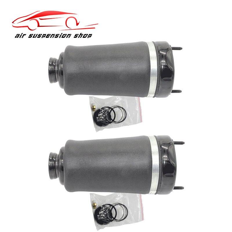 1 PAIR Pneumatické tlumiče pro Mercedes Benz ML GL Třída W164 X164 Přední pneumatická odpružená taška 1643206113 1643206013