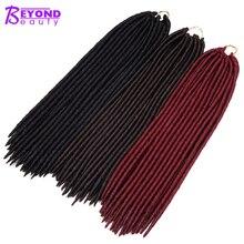 Beyond beauty косы с крючком синтетические накладные волосы плетение волос крохт волосы оптом цвета черный фиолетовый