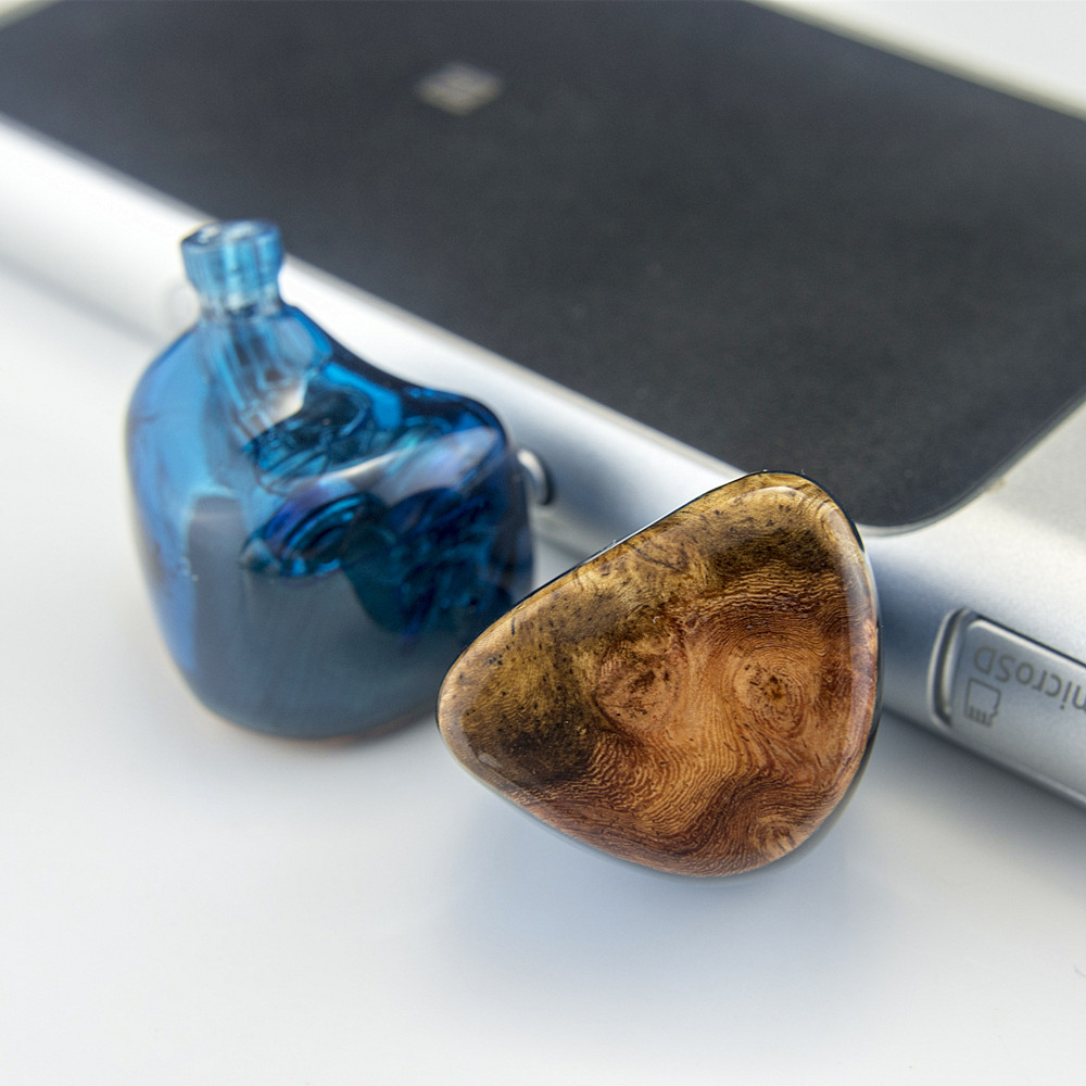 2017 Wooeasy 8BA+2DD In Ear Earphone Drive Unit DIY HIFI Custom Made Monitoring Earphone With MMCX or 2Pin Interface