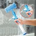 Новинка  щетка для очистки стекла  щетка для мытья окон  легко использовать  телескопическая ручка  щетка для мытья