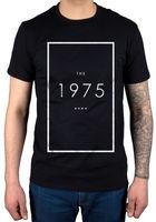 Official The 1975 Original Logo T Shirt Unisex Music Band IV Vintage Tour Band Men 2018