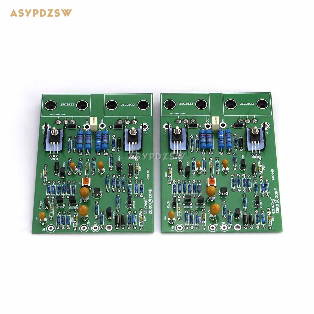 Assembled 2 channels AMP NAP140 Clone UK NAIM NAP140 Power Amplifier finished board X2 sep store update version new 140 amplifier board psu board base on naim nap140