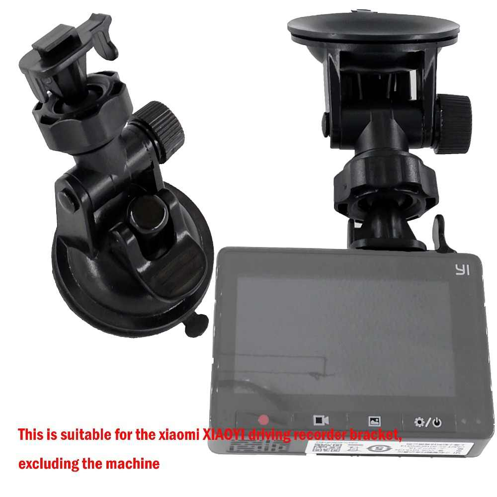 YI Dash Camera Mount Holder Vehicle Video Recorder/Car DVR Camera Windshield & Dashboard Suction Mount Holder
