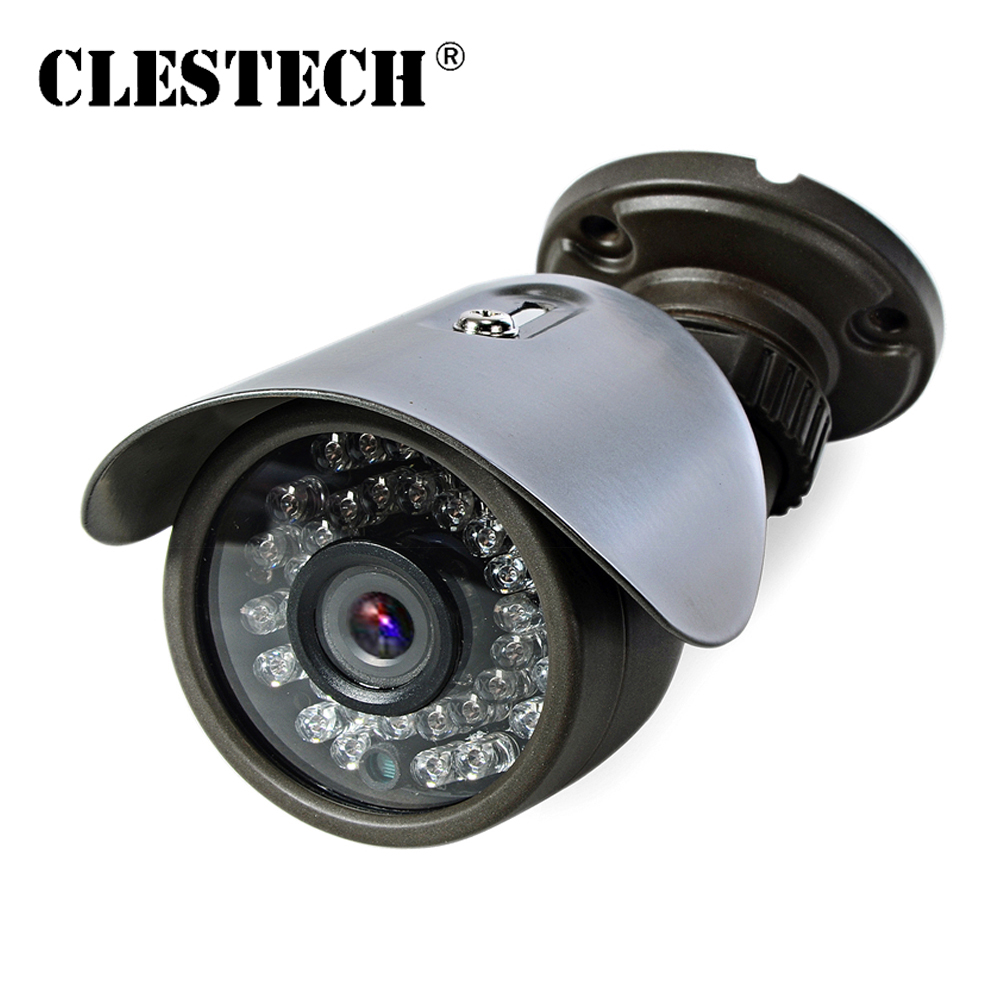 Metal SONY IMX326 CCTV AHD Camera 5MP 4MP 3MP 1080PFULL Digital High quality outdoor Waterproof iR Day night vision have Bullet in Surveillance Cameras from Security Protection
