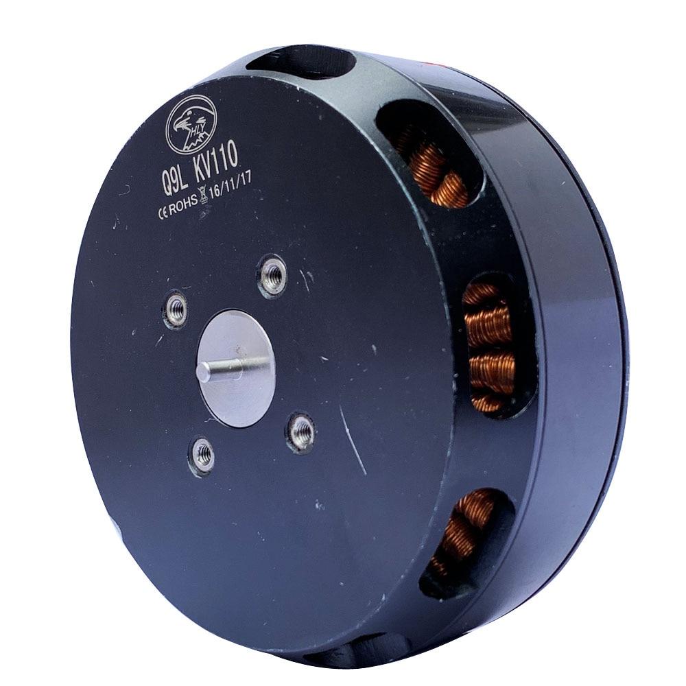 8318 KV110 Brushless CW CCW Motor EA95 Upgraded version Q9XL 8 12S Outrunner Brushless Motor for
