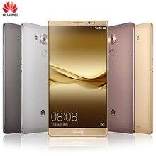 "Original Huawei Mate 8 Cell Phones Kirin 950 Octa-Core Android 6.0 3/4GB RAM 32/64/128GB ROM 6.0"" Screen 16MP Camera Smartphone"