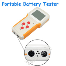 Portable Laptop Battery Tester with Function Charge Discharge Test Capacity Correction RFNT3