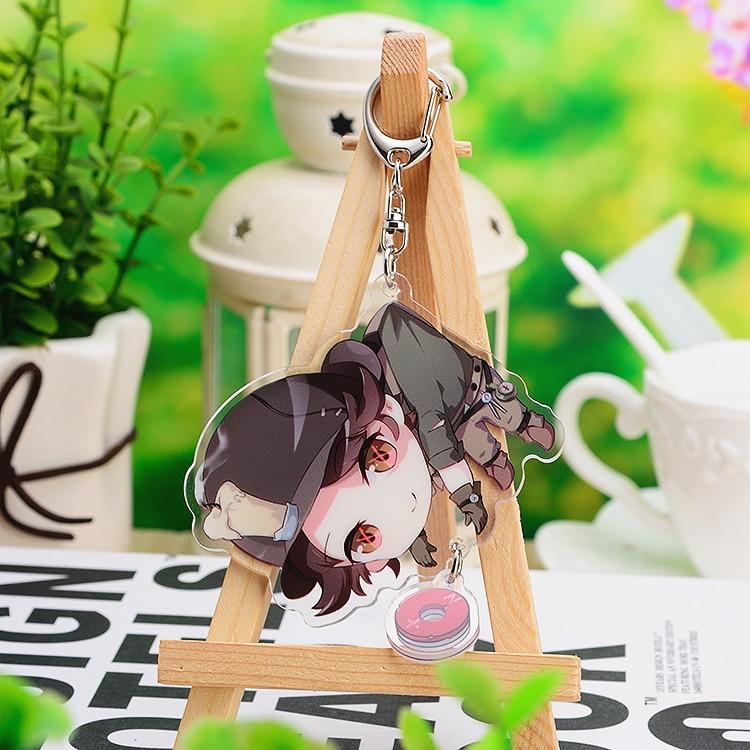 Anime Identity V Joseph Desaulniers Hastur Jack Norton Campbell Patti Chardwell Acrylic Keyring Pendant Bag Phone Pendant Gift