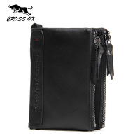 CROSS OX 2017 Spring New Arrival Men S Wallet Genuine Cowhide Leather Wallets For Men Card
