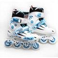 Japy Skate Professional Inline Skate Roller Skate Shoes PU Four Wheels Breathable For Women Men Patins Outdoor Street Skating