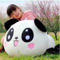 Оптовая 20 см Cute Panda Куклы Лежат Склонны Лгать Склонны Медведь плюшевые Игрушки Мультфильм Киосков, Продающих Свадебные Куклы Для Отправки Именинница