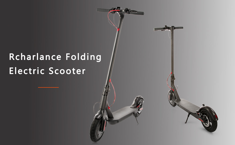 Rcharlance S8 Folding Electric Scooter 5.2Ah Battery 8.5 Inch Dual Wheels With EU Plug 2 Wheel 250W Motor E-ABS Anti-Lock System кофе машина jura s8 chrom eu 15187