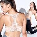 Comercio exterior envuelto pecho bra chaleco atractivo de nuevo bordado de la ropa interior sin hilos al por mayor * 9032