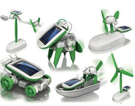 Новинка 2019, набор игрушек 3D «сделай сам» на солнечной батарее 6 в 1, Обучающий робот автомобиль, лодка, собака, Веер самолет, щенок, подарок для детей, новинка, игрушки сюрпризы|Игрушки на солнечных батарейках| | АлиЭкспресс - Небанальные подарки