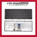 Горячее Надувательство Новый Оригинальный ноутбук клавиатура с подсветкой для Lenovo G40-30 G40-45 G40-70 Z40-70 Z40-75 BR Бразилия макет win8 MP-13P96E0J686