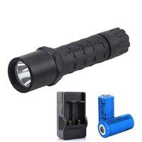 XM-L U2 1200 lm LED Taschenlampe Taktische G2 led taschenlampe & 2x16340 Batterie + 16340 ladegerät Freies Mail