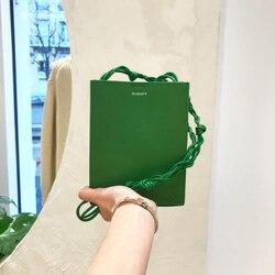 Casual Solid Women Shoulder Bags Handmade Woven Strap Ladies Hand Bags Luxury Designer Leather Women Handbag Small Women Pu Flap