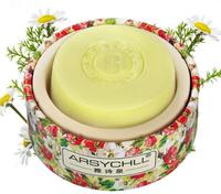 Buy 2 Get 1 For Free Hot Sale Chamomile Handmade Soap Moisturizing Hydrating Deep Clean Whitening