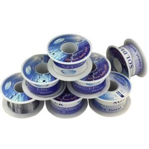 Image 2 - New Tin lead Rosin Core Solder Wire 0.3mm 0.4mm 0.5mm 0.6mm 0.8mm 1.0mm 2% Flux Reel Welding line