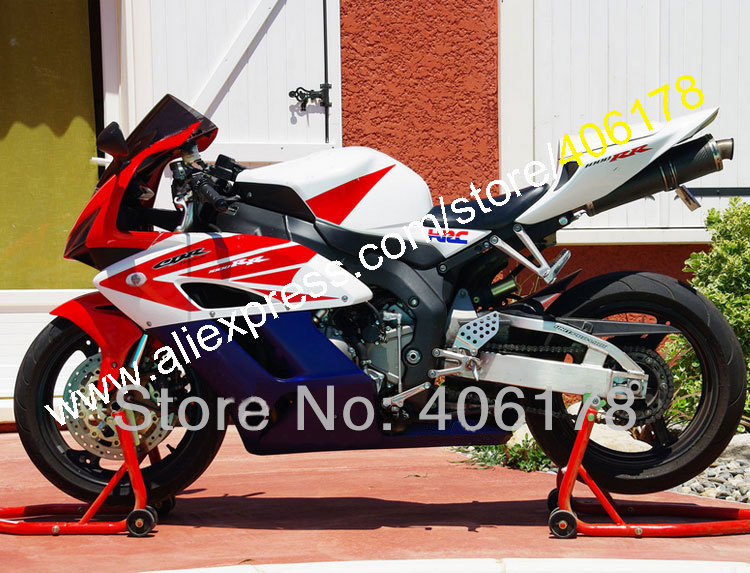 Hot Sales,For Honda 04 05 CBR1000RR Factory Multicolor CBR 1000 RR 1000RR CBR1000 RR 2004 2005 Fairing Kit (Injection molding)