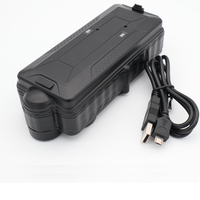 wifi 3G WCDMA Waterproof Vehicle GPS Tracker Locator for Car Google map strong magnetic gsm gprs tracker