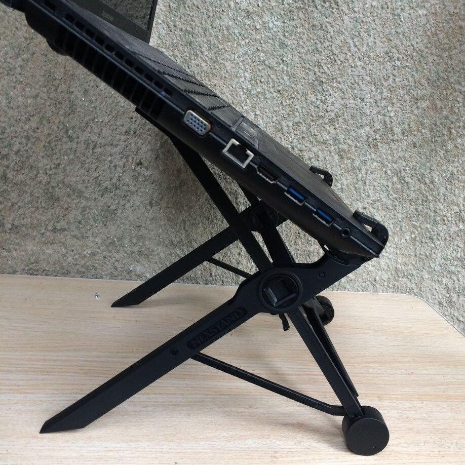Kokkupandav kokkuklapitav sülearvuti tugi Lapdesk kaitse kaela - Sülearvutite tarvikud - Foto 2