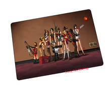 team fortress 2 mouse pad gear hot sales game pad to mouse notebook computer mouse mat brand gaming mousepad gamer laptop jogos