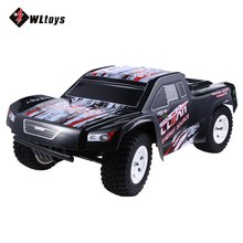 WLtoys L323 RC Car With 2.4GHZ 1:10 50KM/H Electric RTR RC Cross Country Racing Vehicle Toy Rock Crawler Monster Truck Off-Road