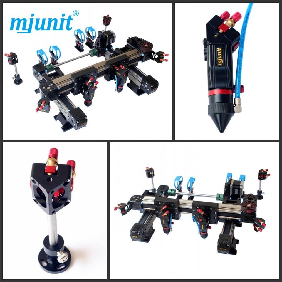 mjunit 1510 double-head laser cutting machine kit linear module