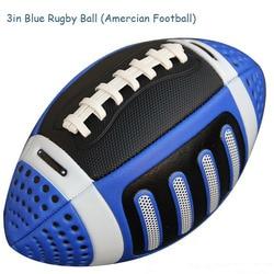 Tamanho 3 Bola De Rugby Americano Bola De Rugby Americano Bola De Futebol Criança Crianças Esporte jogo de Treinamento padrão EUA rugby futebol de rua